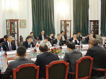 Japan to assist Uzbekistan in stock market development