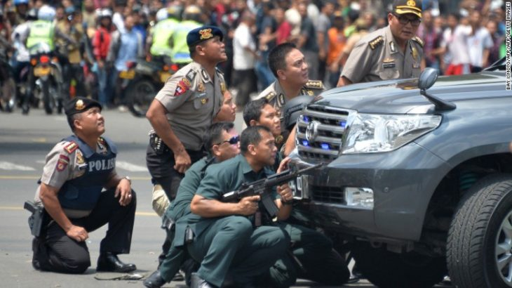 Indonesia Police Say Militant Was Making Powerful Bombs Islamic militant was making bombs three times as powerful as those used in 2002 Bali