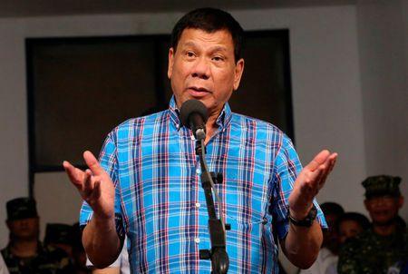 Duterte calls Western threats of ICC indictment hypocritical