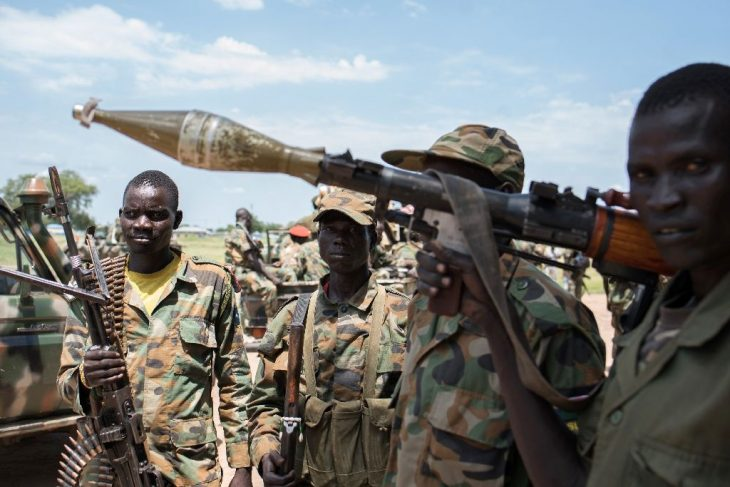 UN fears 'ethnic war' in South Sudan, EU boosts refugee funding