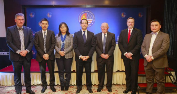 AmCham Mongolia hosts 2016 Annual General Meeting