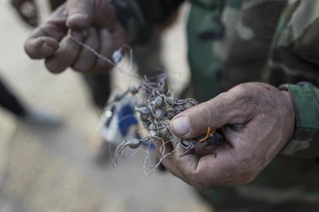 UN reports civilian killings, other atrocities in Mosul