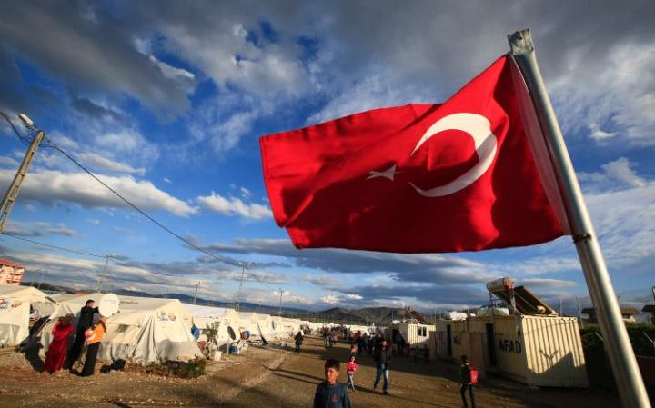 Turkey issues travel warning about US, cites protests