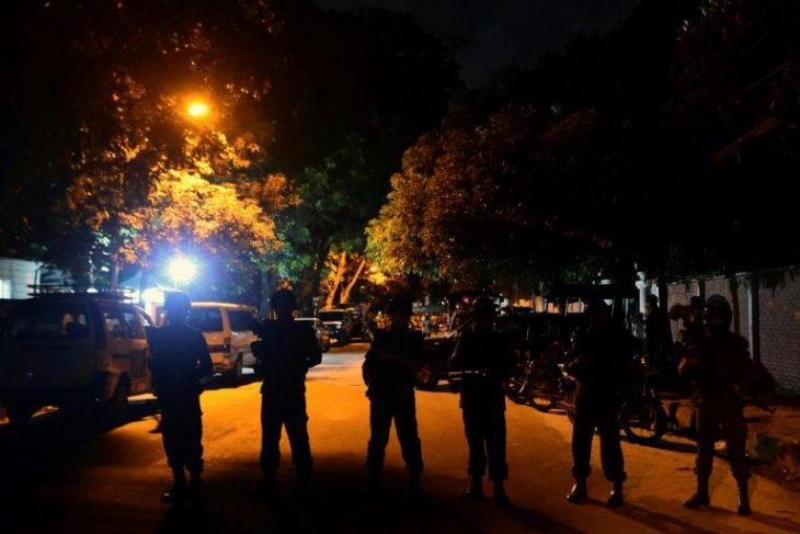 Huge deployment of security forces planned for Jakarta rally