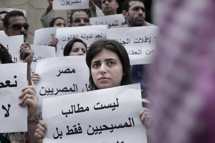 In post-Arab Spring Egypt, Muslim attacks on Christians are rising