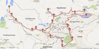 Central Asia – Ultimate destinations to travel