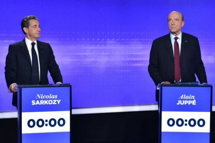 France's conservative frontrunners Juppe, Sarkozy say no to Turkey in EU