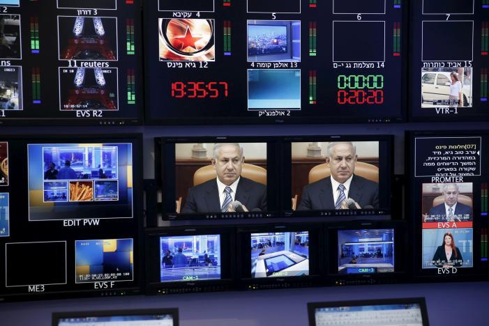 Netanyahu attacks Israeli media, singles out investigative journalist