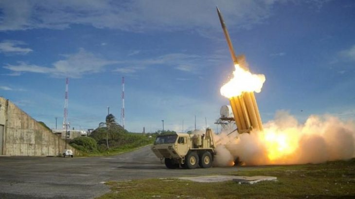 China sees THAAD deployment as 'weather vane' under Trump
