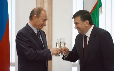Putin approves military-technical cooperation with Uzbekistan