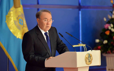 President of Kazakhstan comments on suggestion to rename Astana after him