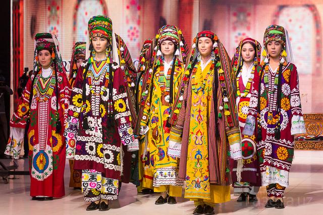 Beuaty and Fashion Week in Uzbek Capital