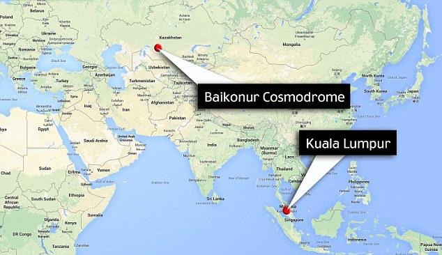 Kazakhstan, Russia discuss future of Baikonur cosmodrome