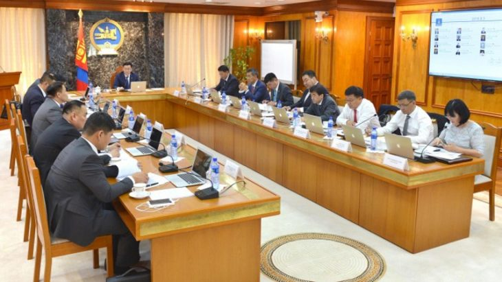 Mongolian government approves fuel tax exemption, road projects