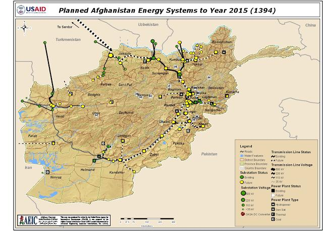 ADB approves $415 million grant to support Afghanistan's energy security