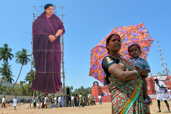 Jayalalithaa, Charismatic Indian Politician and 'Mother' of Tamil Nadu, Dies