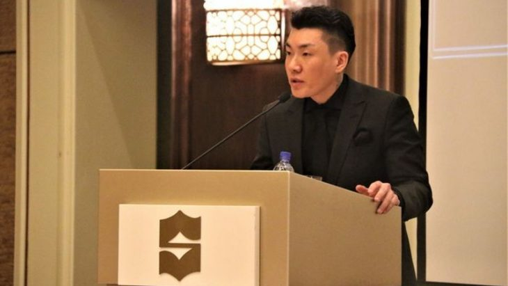 Mongolian pop singer becomes UNICEF special envoy