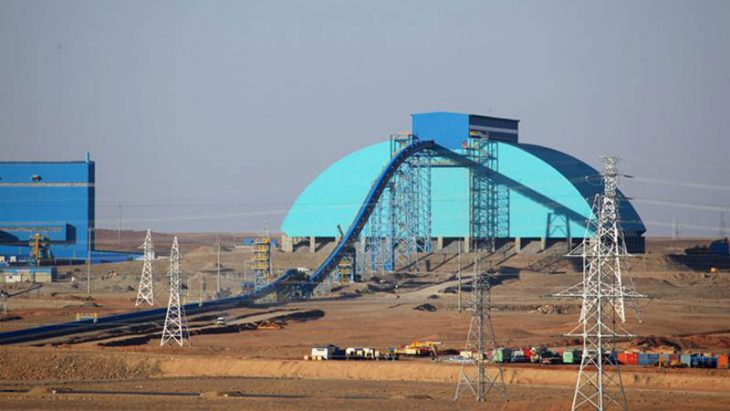 Oyu Tolgoi suspends copper exports to China
