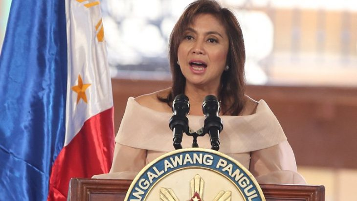 She is not only beau, but also very wise! Leni to Cayetano: Voicing out doesn't mean I want to be president