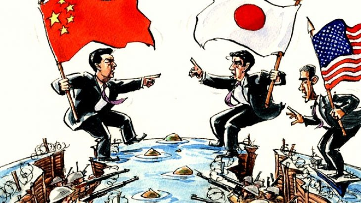 China military says it's seriously concerned by Japan-South Korea pact