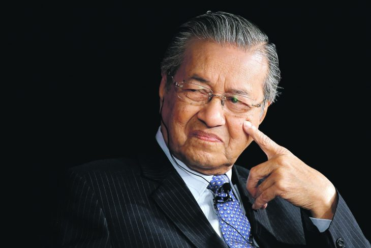 Dr M: CIA report meant to 'demonise' me
