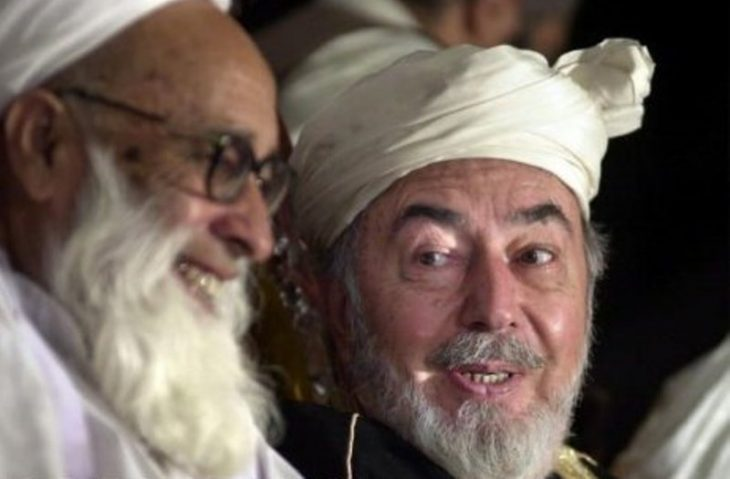 Government says High Peace Council chief dies