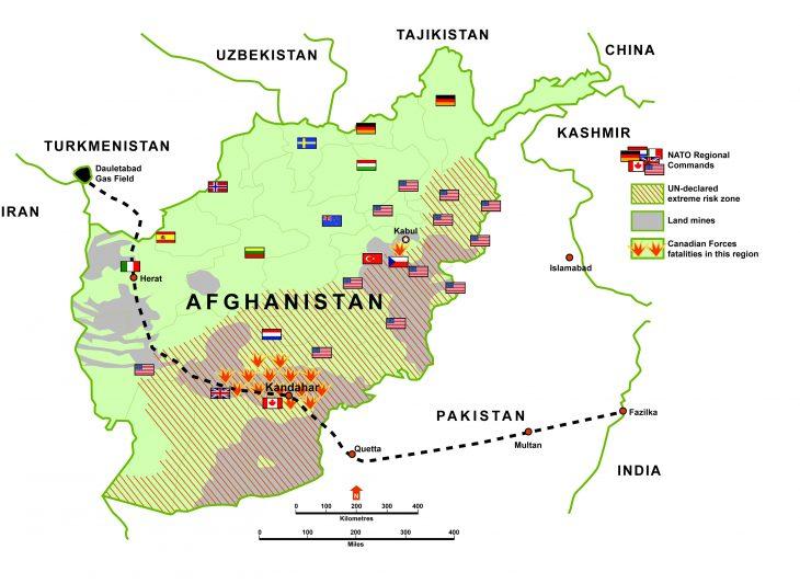 Turkmenistan eyes export of electricity via Afghanistan