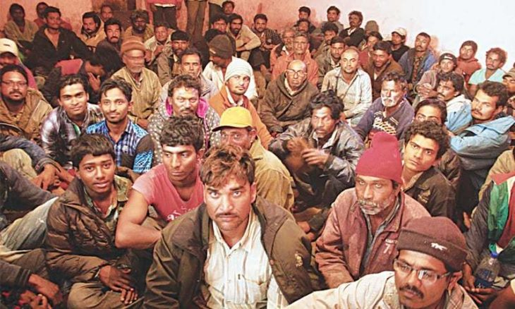 Pakistan arrests 60 Indian fishermen