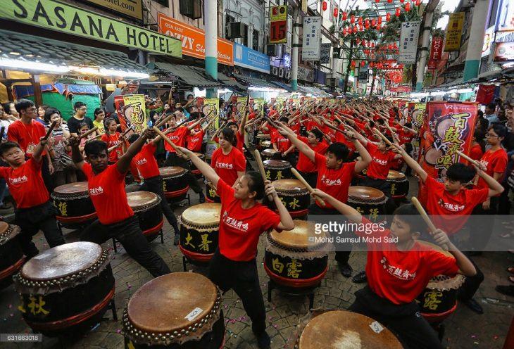 Chinese New Year Around the World