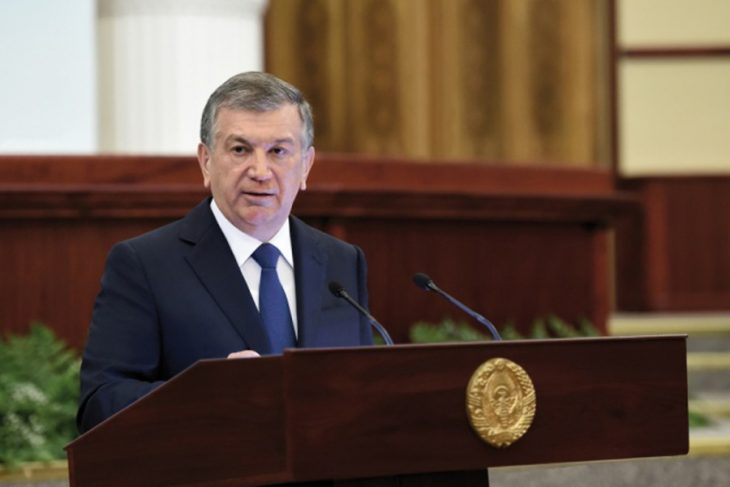 New President of Uzbekistan announces comprehensive performs in public sector, health care and law enforcement
