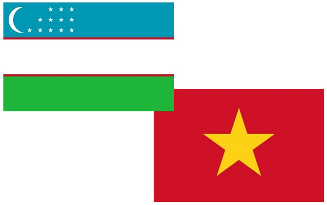 Uzbekistan and Vietnam mark 25th anniversary of diplomatic relations