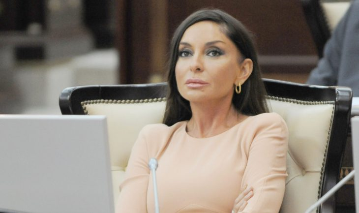 President of Azerbaijan appoints his wife First Vice President