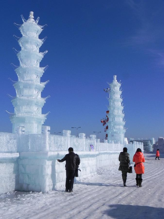 Mongolian Ice festival attracts tourists from 70 countries