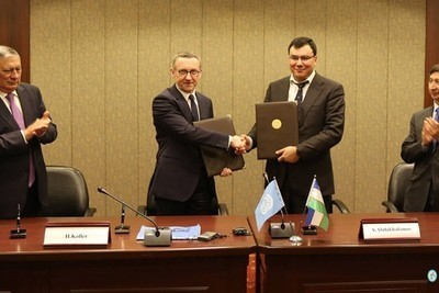 ILO and Uzbekistan extend Decent Work Programme