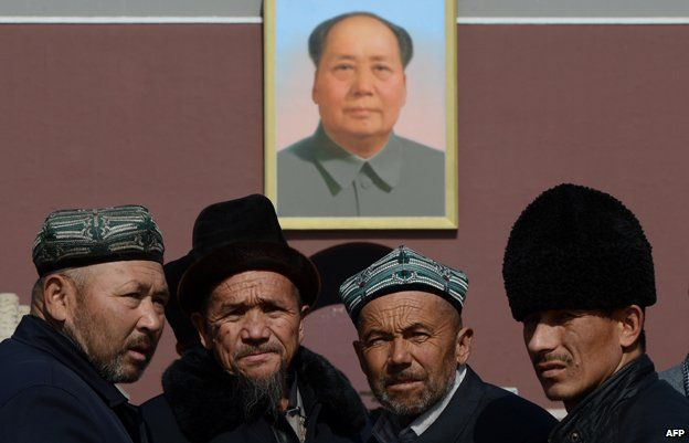 Police Confiscate Passports in Parts of Xinjiang, in Western China