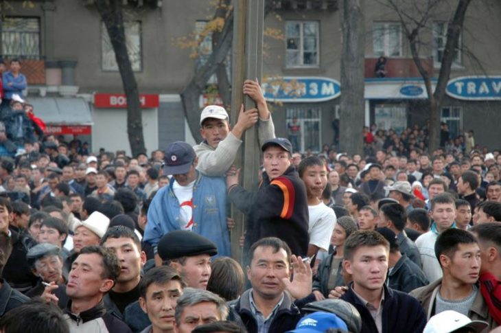 Kyrgyzstan: Authorities Respond to Freedom March With Detentions