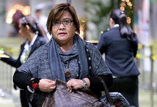Ex-SolGen Hilbay: Government has no case vs De Lima