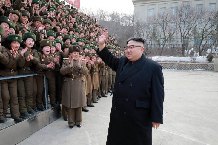 White House Options on North Korea Include Use of Military Force The strategy review comes as recent events have strained stability in Asia