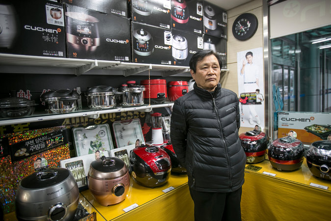 As Leaders Argue, South Korea Finds China Is No Longer an Easy Sell