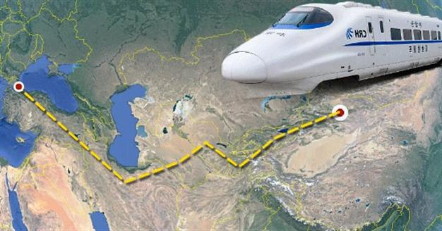 Kyrgyzstan actively working on start of construction of China—Kyrgyzstan—Uzbekistan railroad