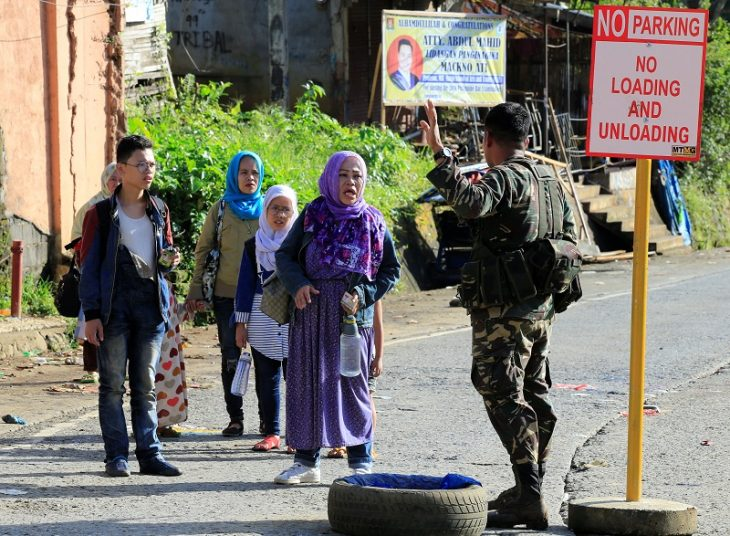 28 Malaysians join Maute militants, intelligence official says