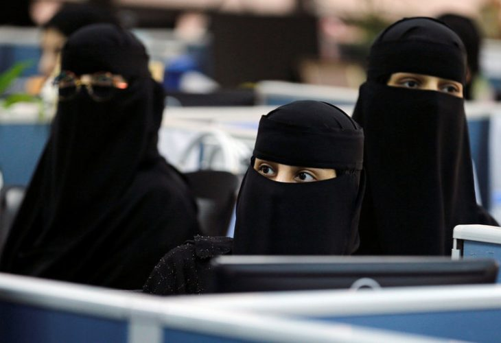 Why Saudi Women Are Literally Living 'The Handmaid's Tale'