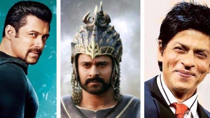 Baahubali's Prabhas will charge Rs 30 cr a film, but Salman, Shah Rukh way ahead