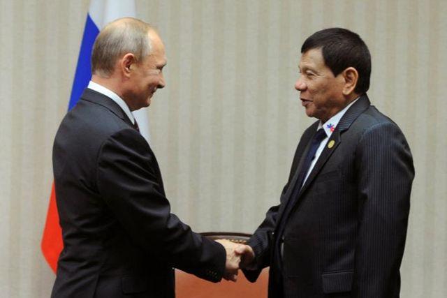 Duterte to meet Putin this week