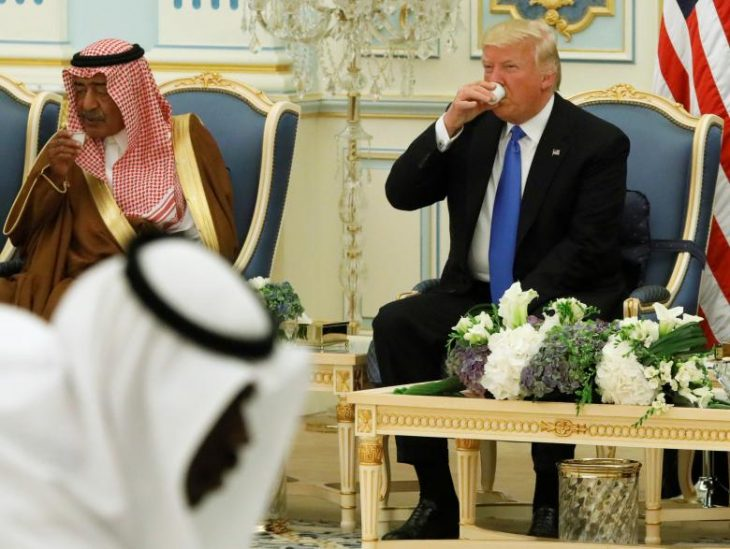 U.S. lawmakers to fight massive Trump Saudi arms deal