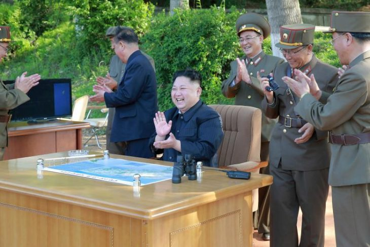Kim's rocket stars – The trio behind North Korea's missile program