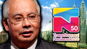 Malaysia must embrace changes to succeed, says Najib at TN50 event