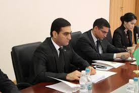 Turkmenistan-Belarus political consultations held in Ashgabat