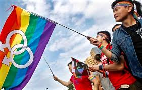 Haram in its ugliest form. Now in Taiwan. Taiwan Sets Path to First Gay Marriage Law in Asia Top court rules that law defining marriage as between man and woman is unconstitutional