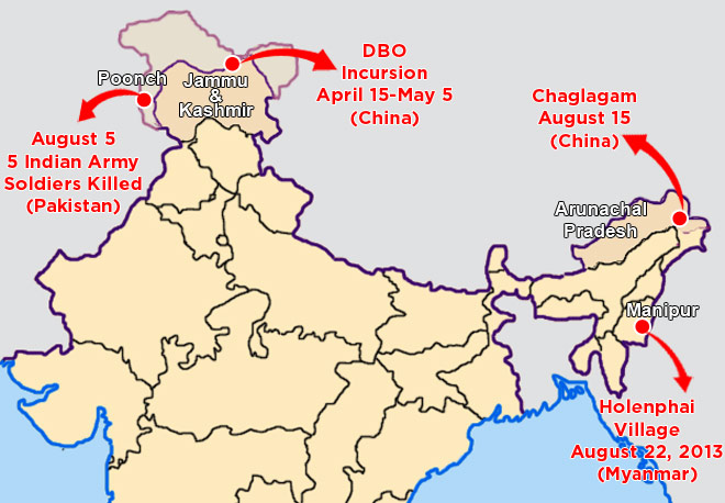 Chinese incursions are a regular affair in Arunachal reveal locals
